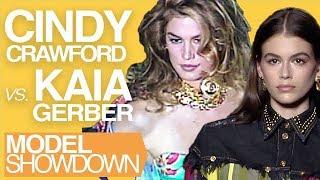 Cindy Crawford vs. Kaia Gerber | Model Showdown