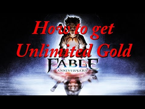 Fable Anniversary - How to get Unlimited Gold
