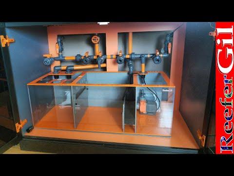 Build Series| Eps. 17| Aquarium Plumbing