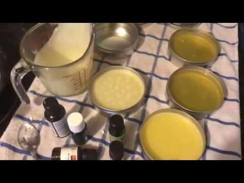 DIY Beard Balm / Mustache Wax - Holiday Gifting