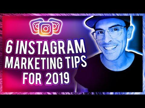 INSTAGRAM MARKETING TIPS 2018 : 6 Instagram Marketing Strategies