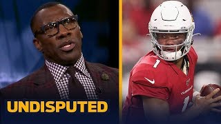Cardinals should be 'very concerned' about their offense - Shannon Sharpe | NFL | UNDISPUTED