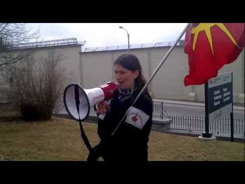 National Day of Action - Indigenous Prisoners Justice: Opening Speech - Beth Newell