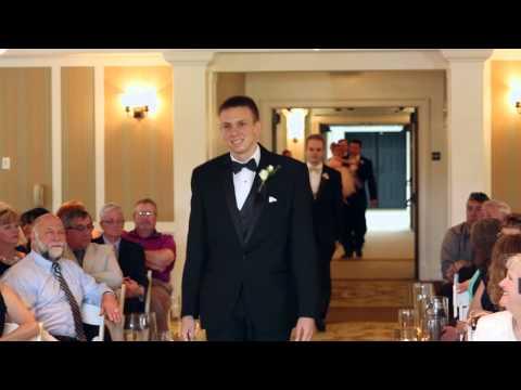 Hannah + Jesse, Omni Bedford Springs   Bedford, PA Wedding Video