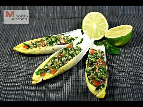 Tabouli/ Tabbouleh salad (Authentic lebanese recipe) English version