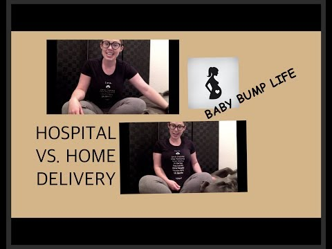 Hospital vs  Home Delivery