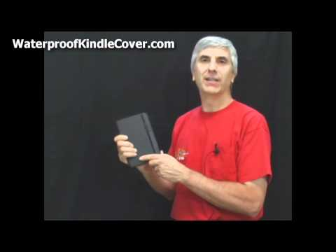 Leather Kindle Cover Review And Instructions For Attaching And Detaching Kindle To Cover