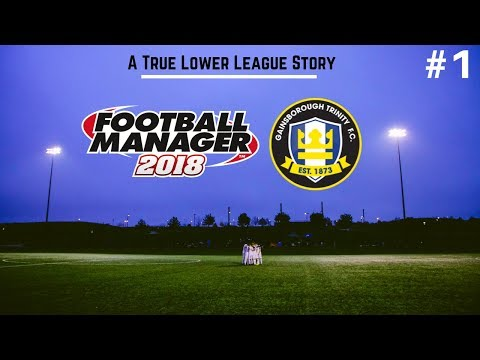 Gainsborough Trinity | Episode 1: MEET THE TEAM! | Football Manager 2018 | FootyManagerTV