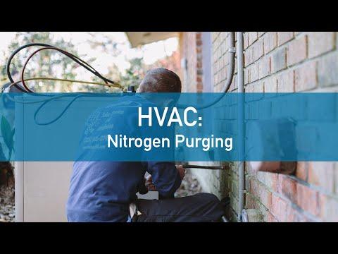 Nitrogen Purging