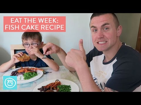 How To Make Fish Cakes   Eat The Week   Channel Mum & Iceland   Ad