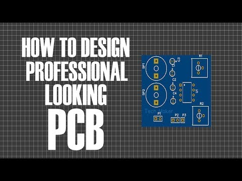 How to design PCB easily in 10 minutes