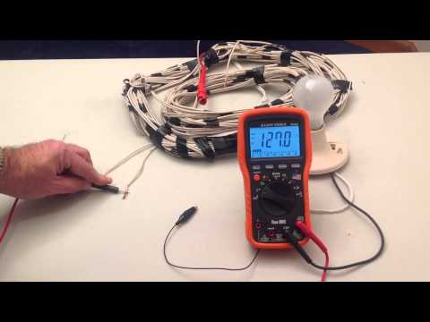 Klein Tools Training Low Impedance