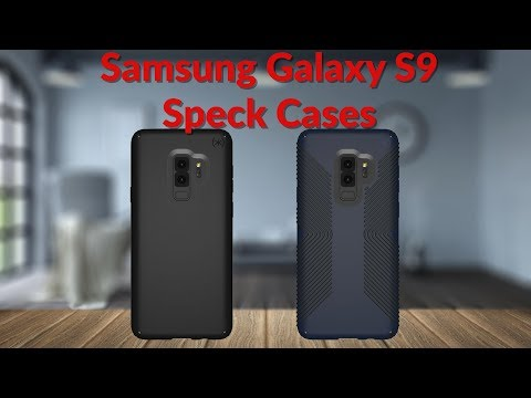 Samsung Galaxy S9 Speck Cases - YouTube Tech Guy