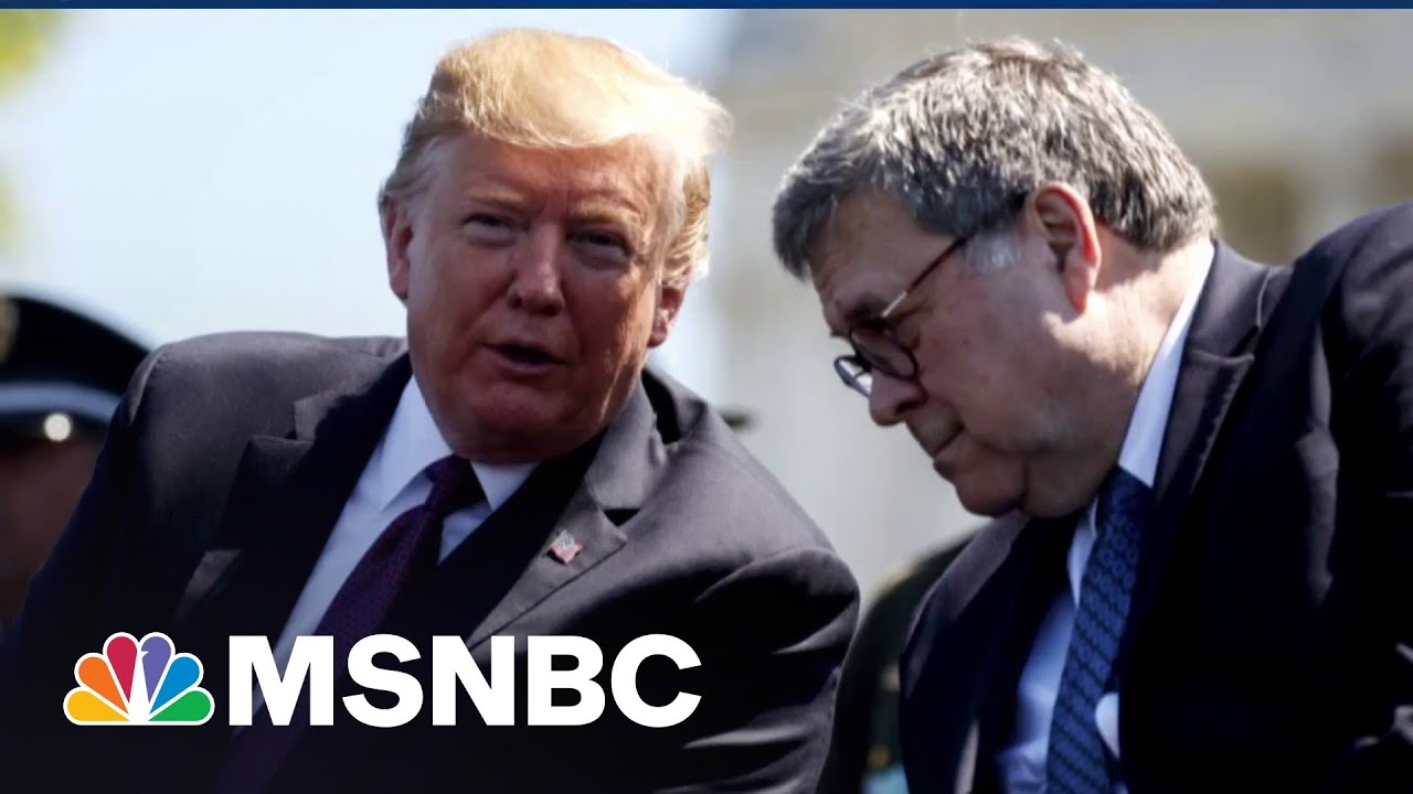 'Clean House!': Trump's DOJ Scandal Puts Heat On Biden To Punish Abuse Of Power
