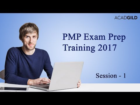 PMP Training Video 2017   Online PMP Certification Training   PMBOK 5th Edition