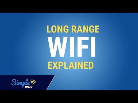 Long Range WiFi Distance Explained - How to get the most range out of your Wi-Fi Kit