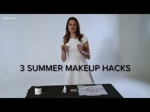 Help Me Hacks: Summer makeup tips