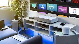 LG HU85LA: 4K UHD Cinebeam Projector - PakVim net HD Vdieos
