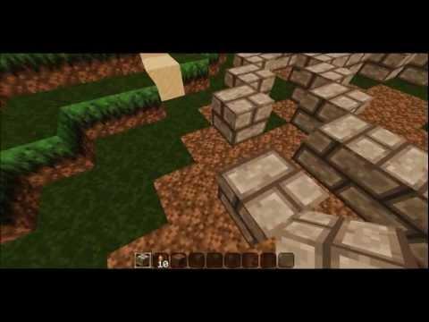 Minecraft - Circular Roof Tutorial