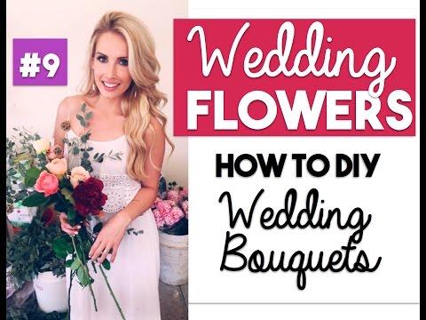 Wedding Bouquet DIY | Wedding Wednesdays Ep. 9 | Wedding Flowers