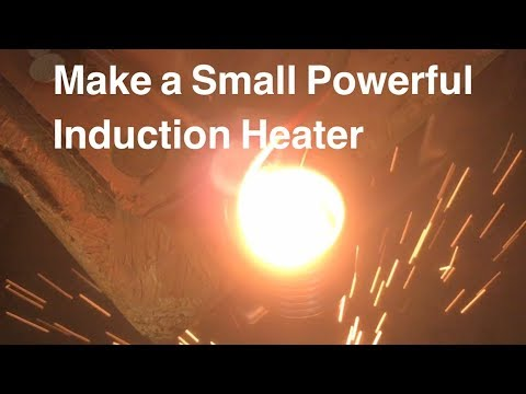 Make Small powerful Induction Heater
