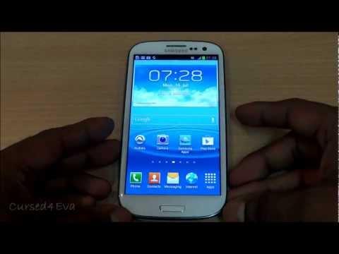 Galaxy S3: How to flash Custom ROMS - I9300 - Cursed4Eva
