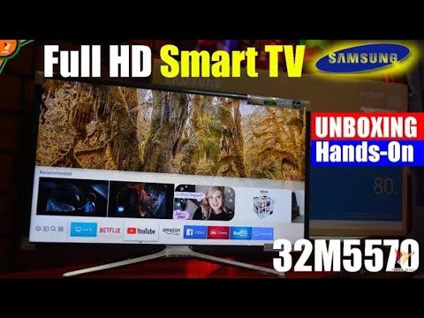 SAMSUNG SMART TV M5570 Software Update