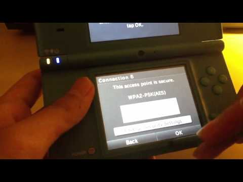 DSI/Tutorial/How To Get Internet On Your DSI