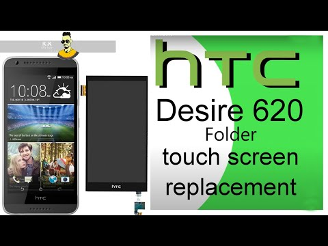 how to change htc desire 620g folder in 9minuts