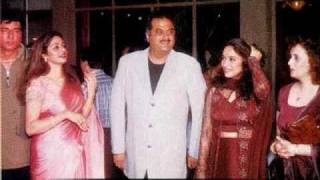 Sridevi and Madhuri Together