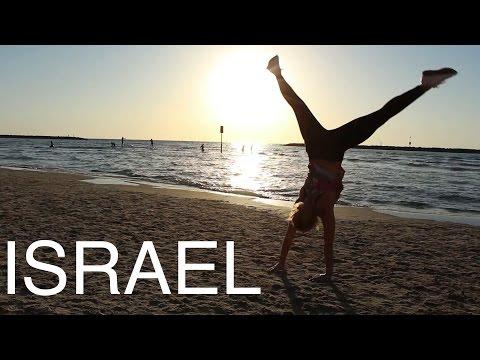 Israel - Tel Aviv Haifa Jerusalem - Travel Video