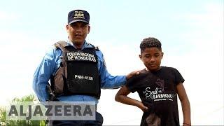 Honduras: Police struggle to curb gang violence