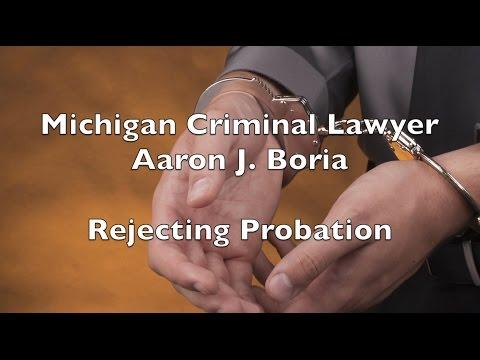 Reject Probation for Jail? Novi Lawyer - 52-1 District Court