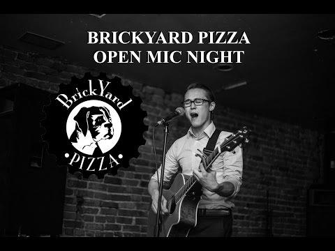 October 11, 2016 Brickyard Pizza Open Mic Feat. Zach Kimber! (Third Angle)