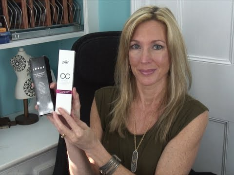 Silicone Free Skin Care Products ~ Pur Minerals, Lorac, Yes to Tomaotes, Aveeno