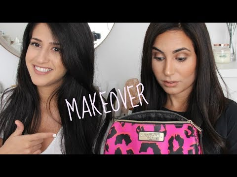 COMPLETE MAKEUP TRANSFORMATION | Before and After