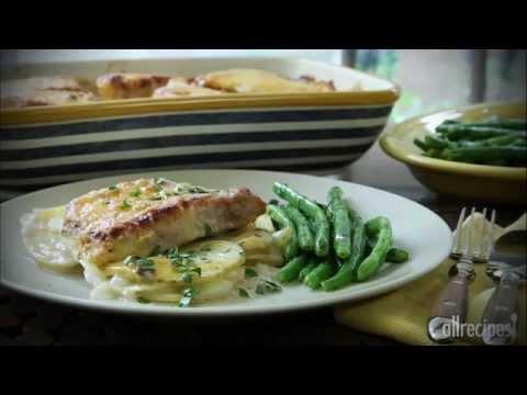 How to Make Pork Chop and Potato Casserole | Pork Chop Recipes | Allrecipes.com