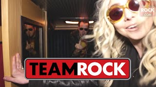 The Pretty Reckless - Tour Bus Tour with Taylor Momsen | TeamRock