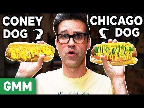 Xxx Mp4 Ultimate Hot Dog Styles Taste Test 3gp Sex