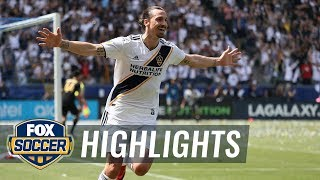Top 5 MLS goals of the first half | 2018 MLS Highlights