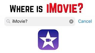 How to download iMovie on iOS 12 (iPhone/iPad)