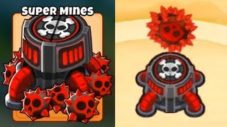 Bloons TD 6 Hypersonic Towers - Hypersonic Temple of the
