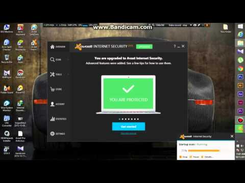 How to install and activate Avast Intenet Security  2015