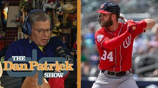 Will Phillies increase offer to Bryce Harper? | The Dan Patrick Show | NBC Sports