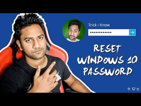 How to Reset Windows 10 Forgotten Password - in 2 Minutes