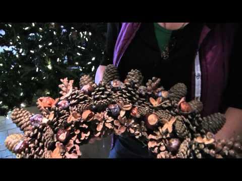 Wreaths of Wonderland Express