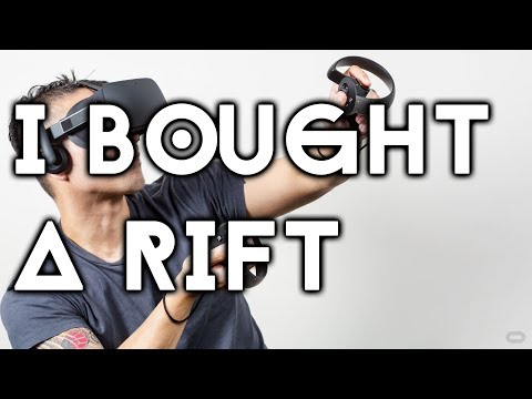 BUYING AN OCULUS RIFT