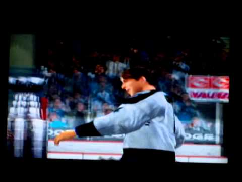 Tampa Bay Lightning Winning The Cup In NHL 07