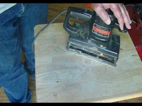 How to remove  mold stain from wood table