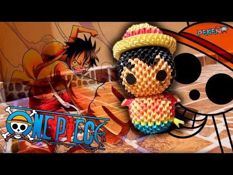 Monkey D. Luffy 3D Origami | Pekeño ♥